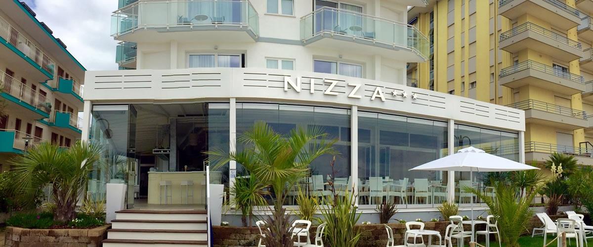 Hotel Nizza  Stelle